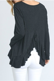 Hopely Stripe Top - Front full body