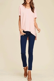 Hopely Taylor Top Pink - Product Mini Image
