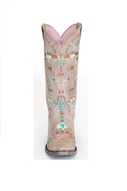 Miss Macie Boots Hopi Embroidered Boot - Side cropped