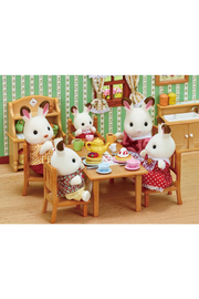 Calico Critters Hopscotch Rabbit Family - Front full body