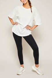 All Things Fabulous Horizon Jersey Tee - Side cropped