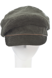 H & M hat company Horizontal section baker boy hat - Product Mini Image