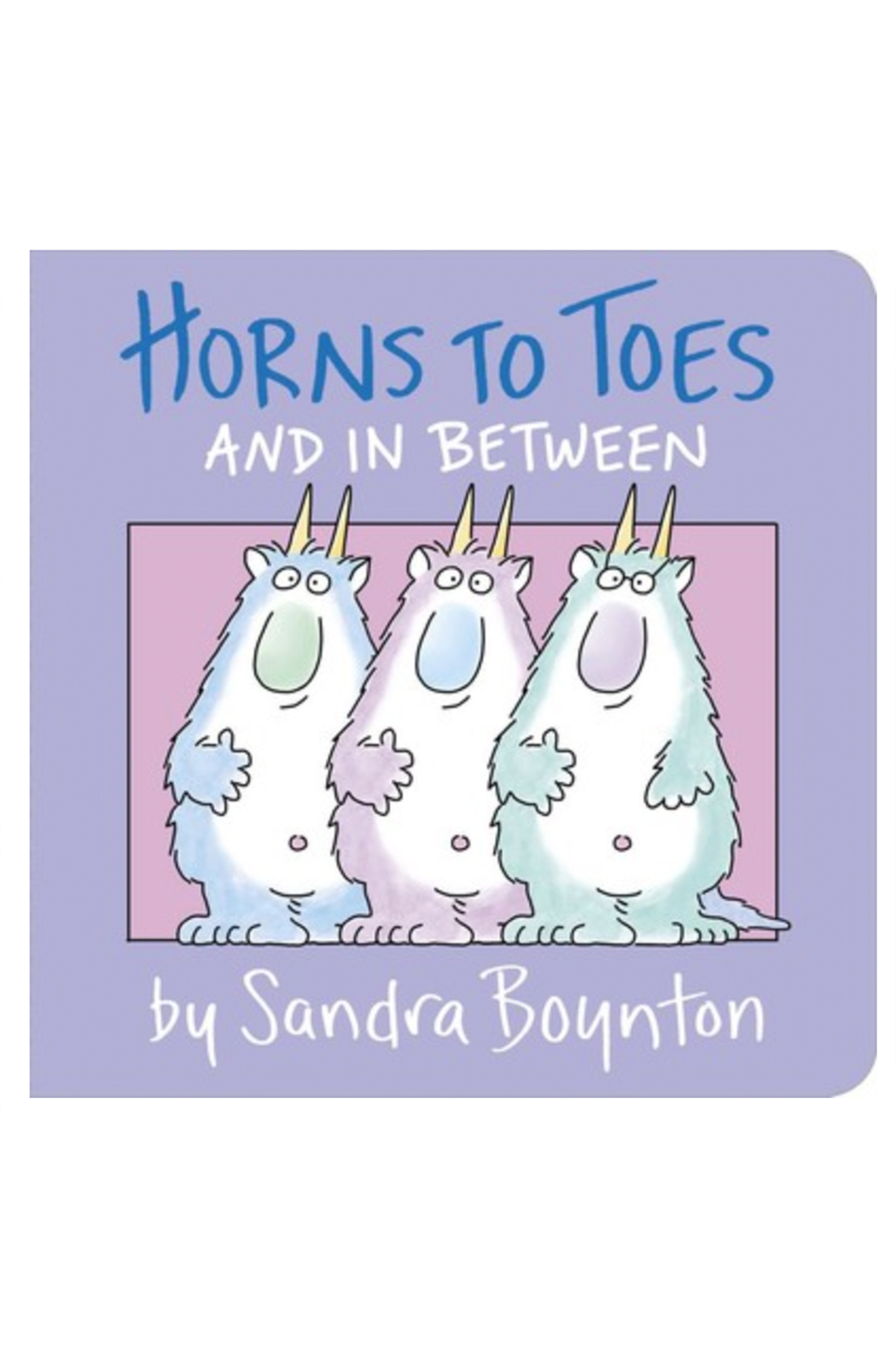 Simon and Schuster Horns To Toes And In Between - Main Image