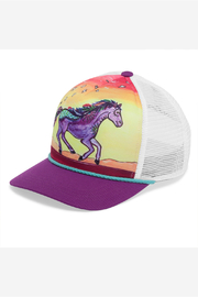 Sunday Afternoons Horse Feather Cooling Trucker Hat - Product Mini Image