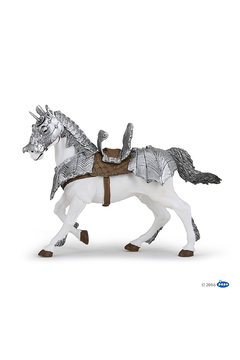 Papo Horse In Armor - Product List Image