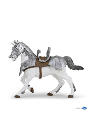 Papo Horse In Armor - Product Mini Image