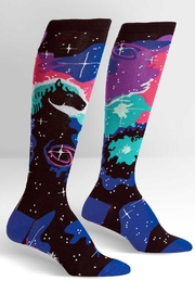 Sock it to me Horsehead Nebula Knee-Socks - Product Mini Image