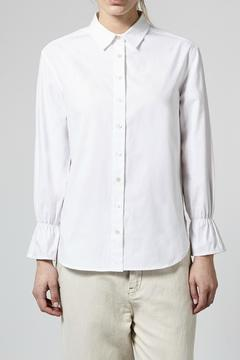 Hoss Intropia Flared Cuffs Blouse - Product List Image