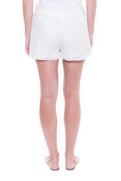 Hoss Intropia Symmetrical Cutwork Short - Alternate List Image
