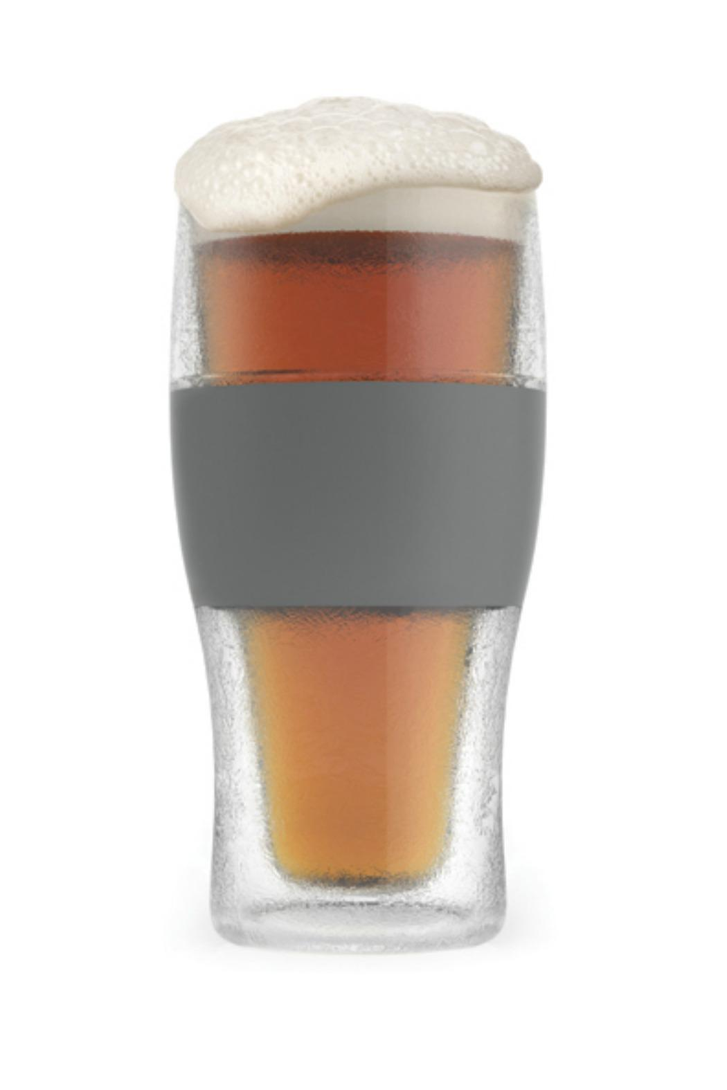 Host Beer Cooling Glass - Front Full Image
