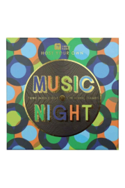 Talking Tables  Host Your Own Music Night - Product Mini Image