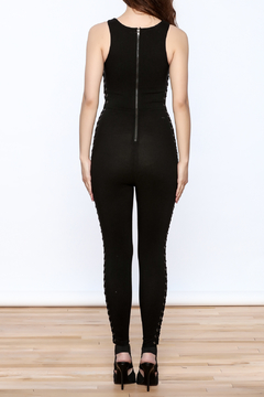 Hot & Delicious Sleeveless Jumpsuit - Alternate List Image