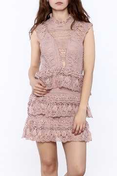 Shoptiques Product: Life Is Ruffles Dress