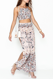 hot and delicious Floral Pant Set - Product Mini Image