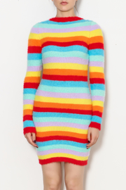 hot and delicious Rainbow Dress - Product Mini Image