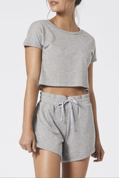 NUX Hot Crop Tee - Product List Image