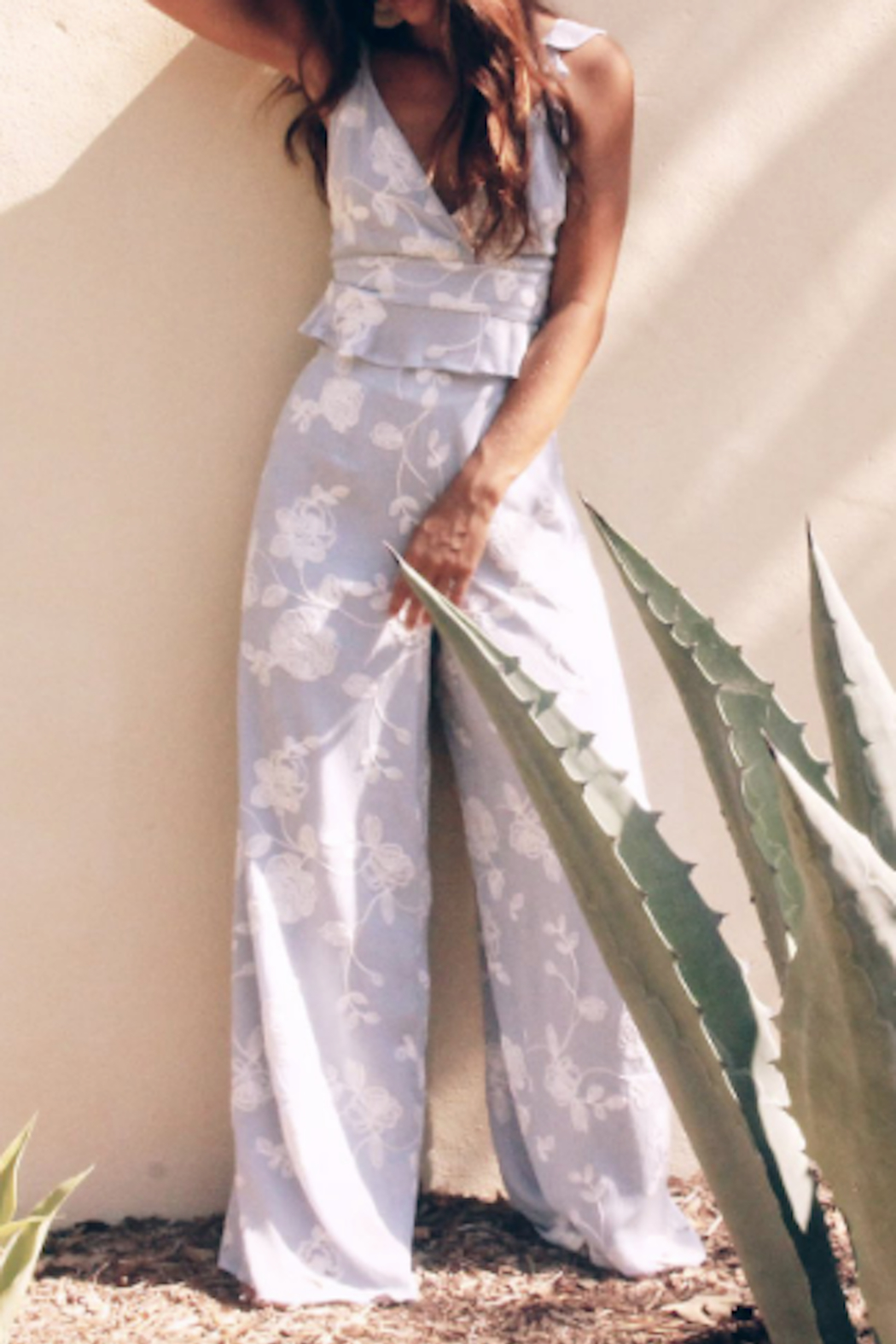 SAGE THE LABEL Hot In The Shade Pant - Main Image