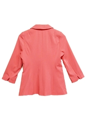 Hesperus Hot Pink Blazer - Front full body