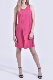 Mud Pie Hot Pink Dress - Product Mini Image