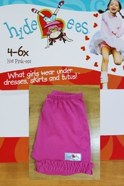 Hide-ees Hot Pink Hideees - Front full body