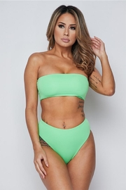 Hot & Delicious Bandeau Bathingsuit - Product Mini Image