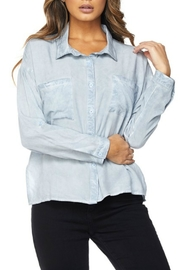 Hot & Delicious Button Down Shirt - Product Mini Image