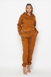 Hot & Delicious Drawstring Jogger Sweatpants - Other
