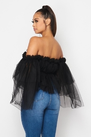 Hot & Delicious Flowy Sleeve Blouse - Side cropped