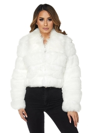 Hot & Delicious Fuax Fur Jacket - Product Mini Image