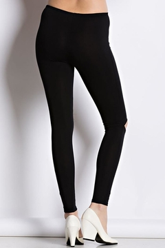 Hot & Delicious Mid Waist Leggings - Alternate List Image