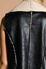 Hot & Delicious Shearling Vest - Other