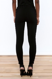 hot and delicious Lace Up Pants - Front full body