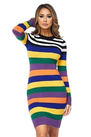 hot and delicious Multistripe Dress - Other