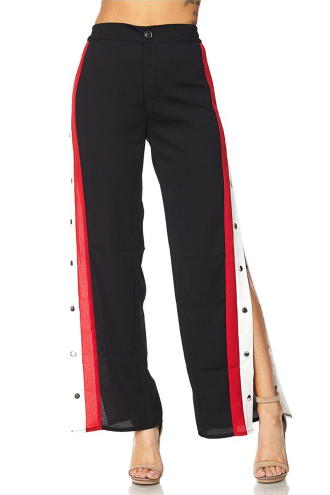 hot and delicious Tear-A-Way Track Pant - Front Full Image