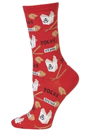 Hot Sox Chopstick Sock - Product Mini Image