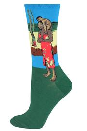 Hot Sox Gauguin Trouser Sock - Product Mini Image