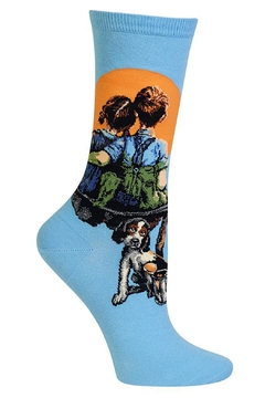 Shoptiques Product: Little Spooners Socks