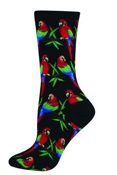Hot Sox Parrot Trouser Socks - Product List Image