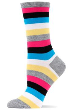 Hot Sox Stripe Trouser Sock - Product List Image