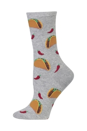 Hot Sox Taco Socks - Product Mini Image