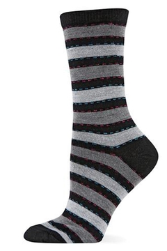 Shoptiques Product: Ticking Stripe Sock