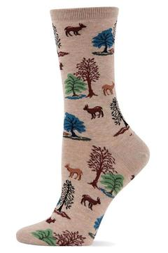 Hot Sox Wildlife Trouser Sock - Product List Image