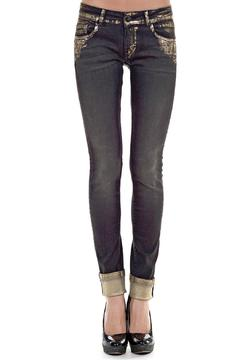 hotel particulier Grey Gold Denim - Product List Image