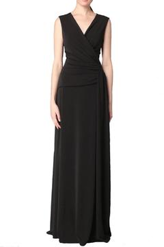 hotel particulier Maxi Draped Dress - Product List Image