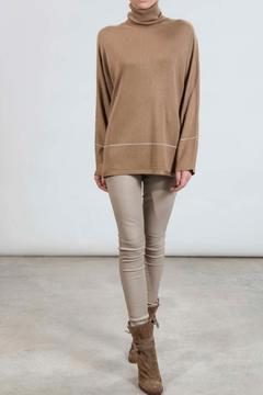 hotel particulier Neck Sweater - Product List Image