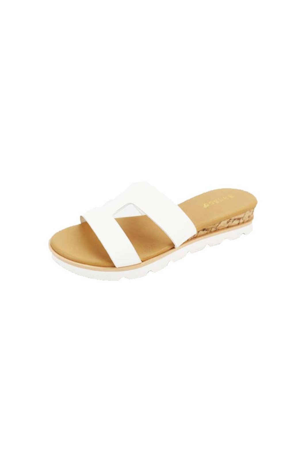 Bamboo Hotspot-13 Sandal - Front Cropped Image
