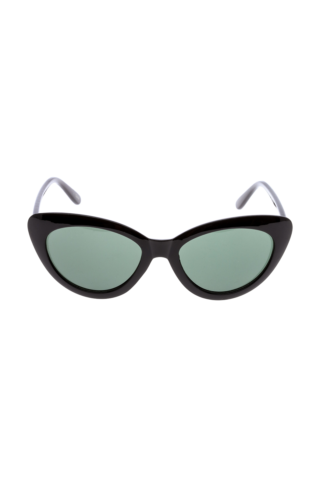 Houe Of Atelier Black Cat Eye Sunglasses From Montclair By