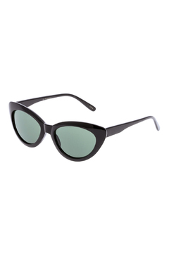 Houe of Atelier Black Cat Eye Sunglasses - Alternate List Image