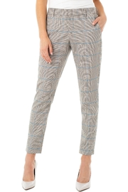 Liverpool  Houndstooth Trouser Pant - Product Mini Image