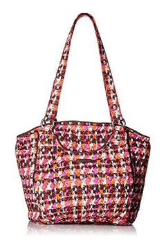 Vera Bradley Houndstooth Tweed Glenna - Product List Image